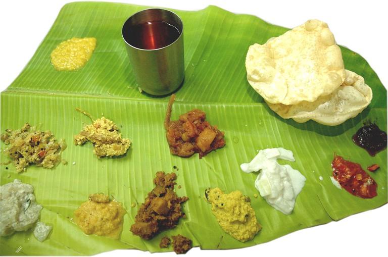 Kerala Authentic Food