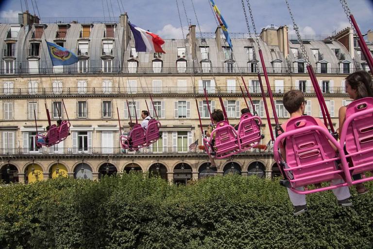 Fête des Tuileries │© Steven Depolo / Wikimedia Commons