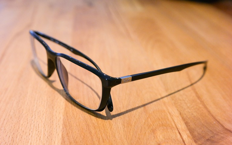 A pair of glasses CC0 Pixabay