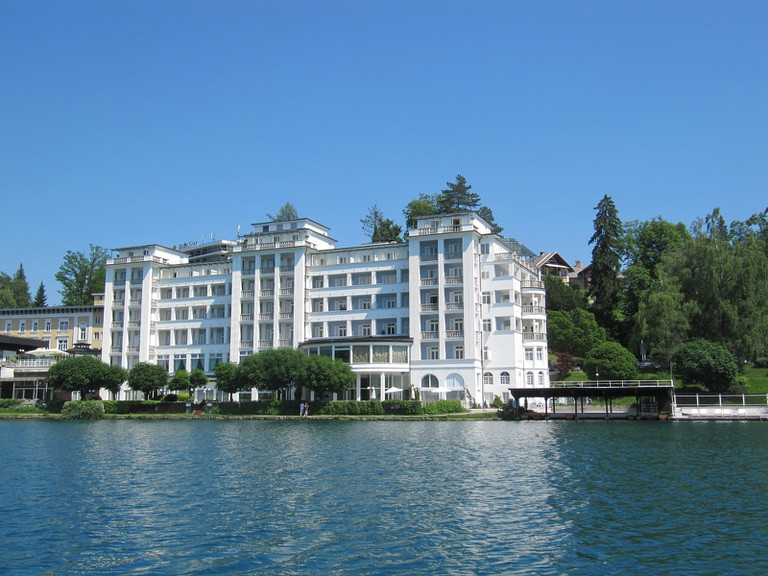 Grand Toplice Bled │