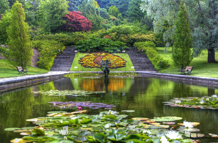 Gothenburg Botanical Garden is the perfect place for a walk / Photo courtesy of Wikipedia Commons
