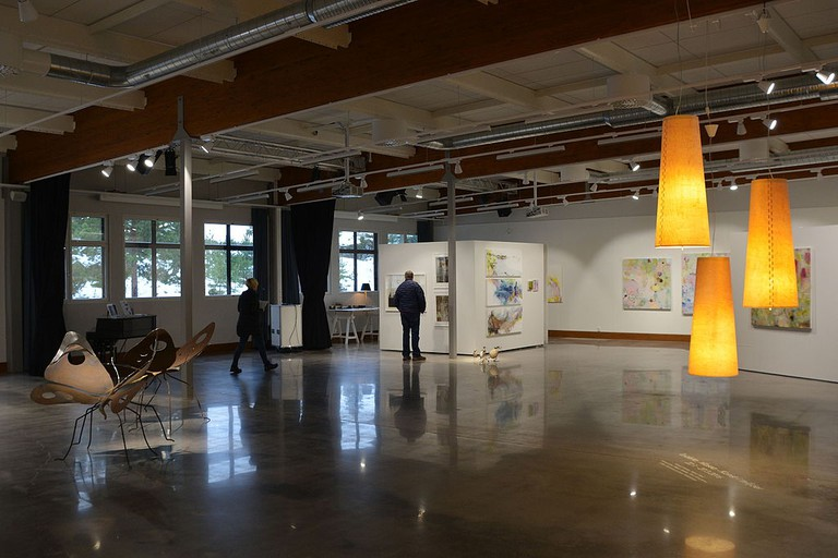 Gallery interior/ Wikicommons