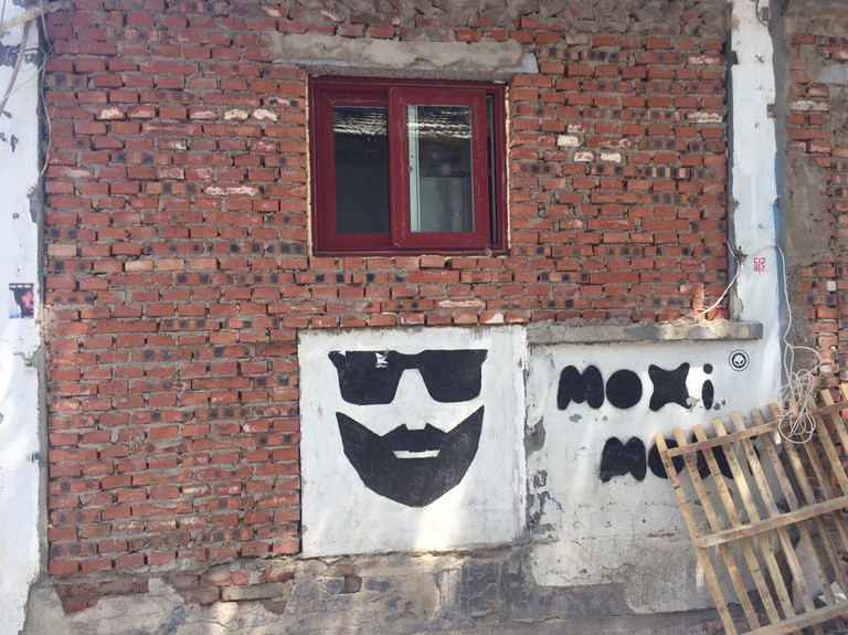 Window service at Moxi Moxi