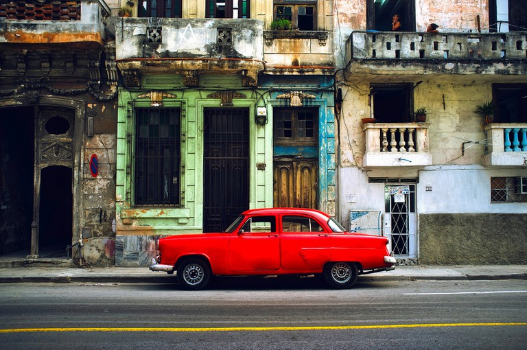 Streets of Cuba   © David Mark