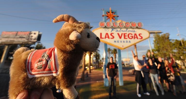 Hennes in Vegas