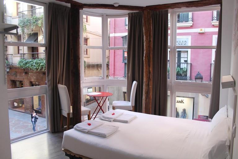 Hotel AliciaZzz Bilbao   ©AliciaZzz