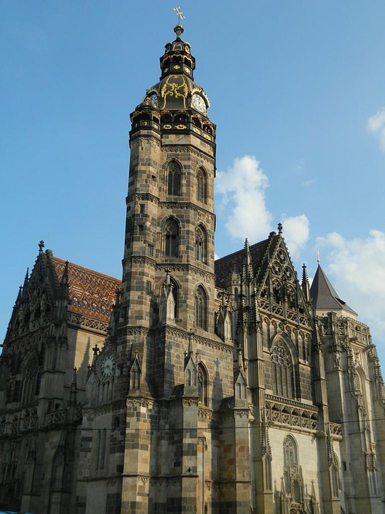 St. Elisabeth Cathedral, Kosice