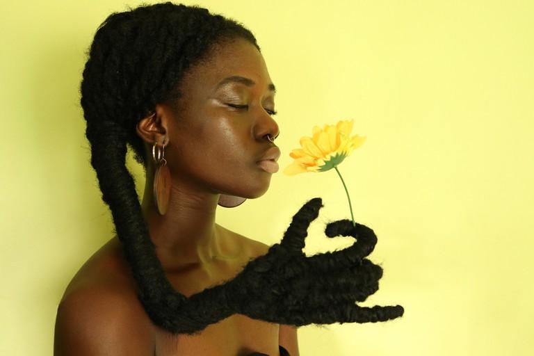 Hair art | © Laeti Ky