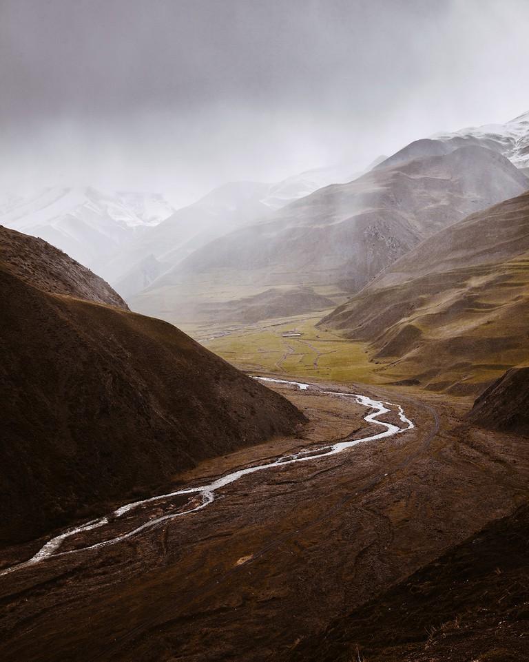 Arakul River Valley, Republic of Dagestan, Russia