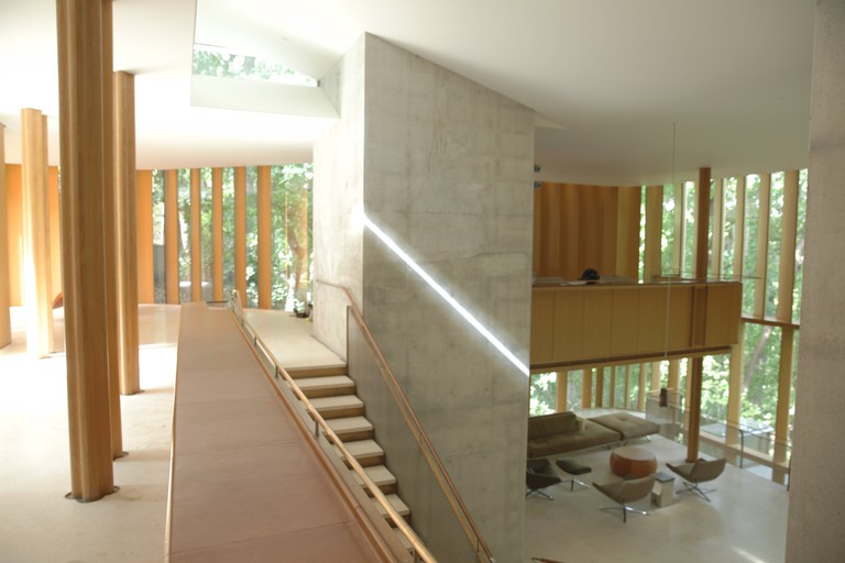 Integral House, designed by Shim-Sutcliffe Architects