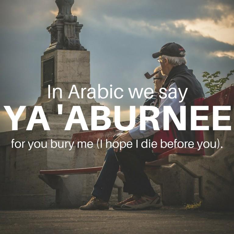 Ya 'Aburnee