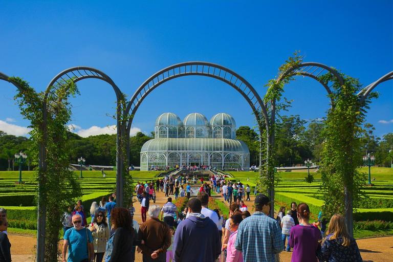 Jardim Botânico. Rio de Janeiro, Brazil