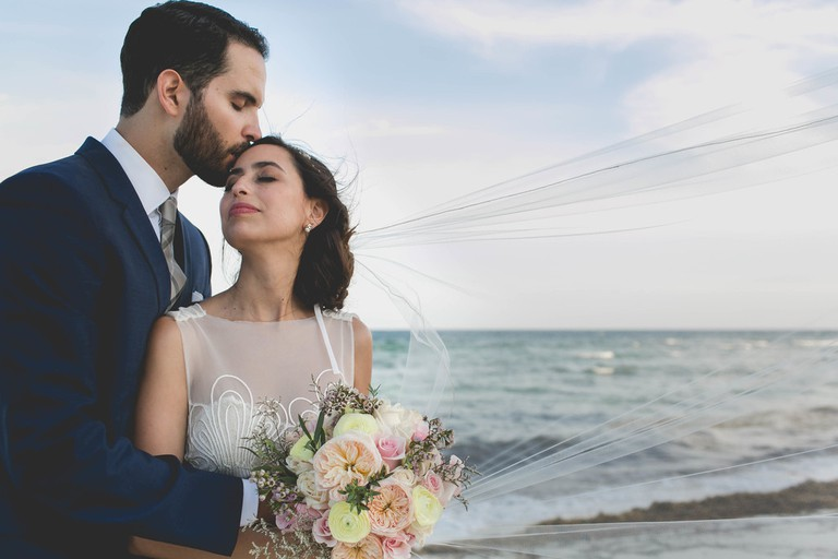 Wedding in Cancun   Courtesy of Julieta Belmont
