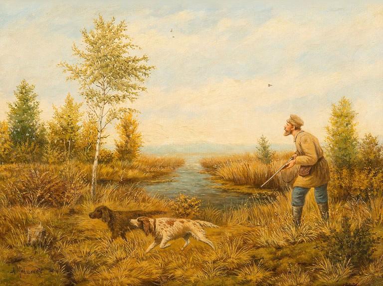 Hunting in Russia | © Aleksey Kivshenko / Wikimedia Commons