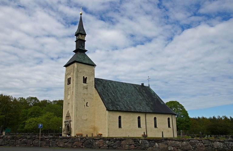 2010-05-22 06-05 Schweden 0374 Visingsö, Brahekyrkan