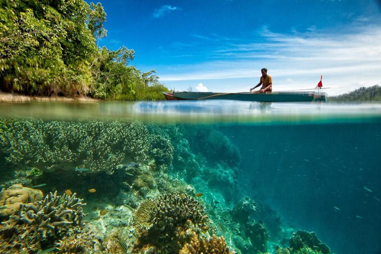 Exploring the beauty Indonesia | © Kanenori / Pixabay