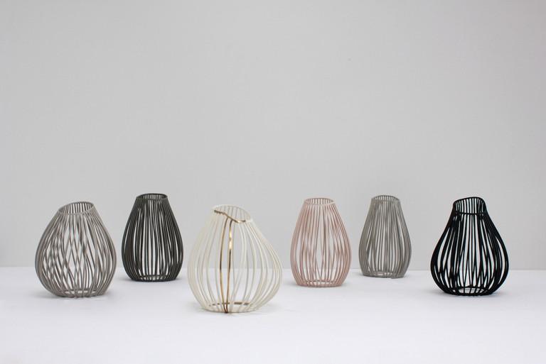 Vessels by Lauren Nauman | Courtesy of New Designers