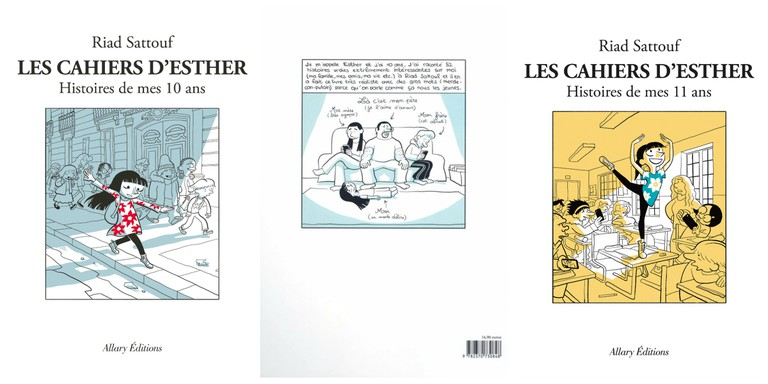 Les Cahiers d'Esther │ Courtesy of Allery Editions