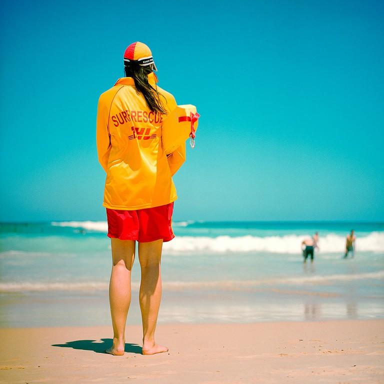 Lifeguard, Sydney, Australia