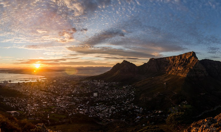 Cape Town Winter Sunrise