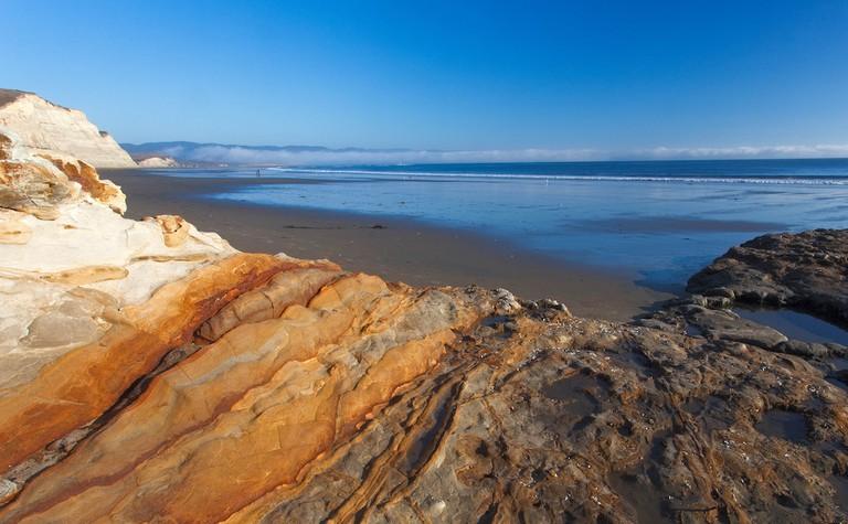 Low tide at Drake's Bay | © Jar [o] / Flickr
