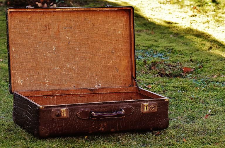 Tu me prends pour une valise?!