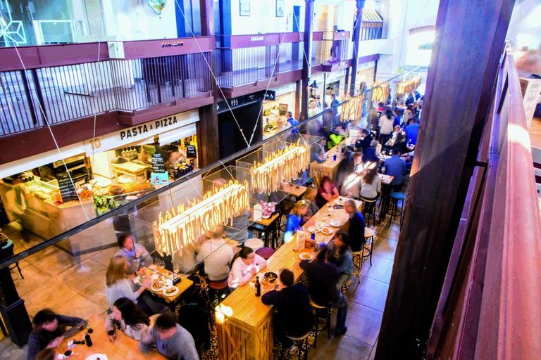 © Mercado Gastronómico San Juan