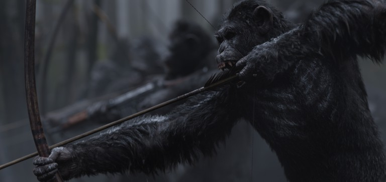 'War for the Planet of the Apes'