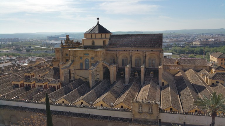 Cordoba's extraordinary Mosque-Cathedral