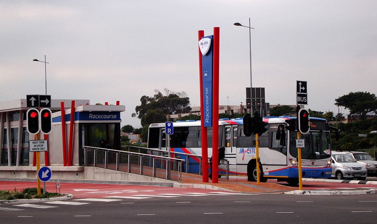 MyCiti Busses can connect you to the airport and most attractions in and around the city centre.