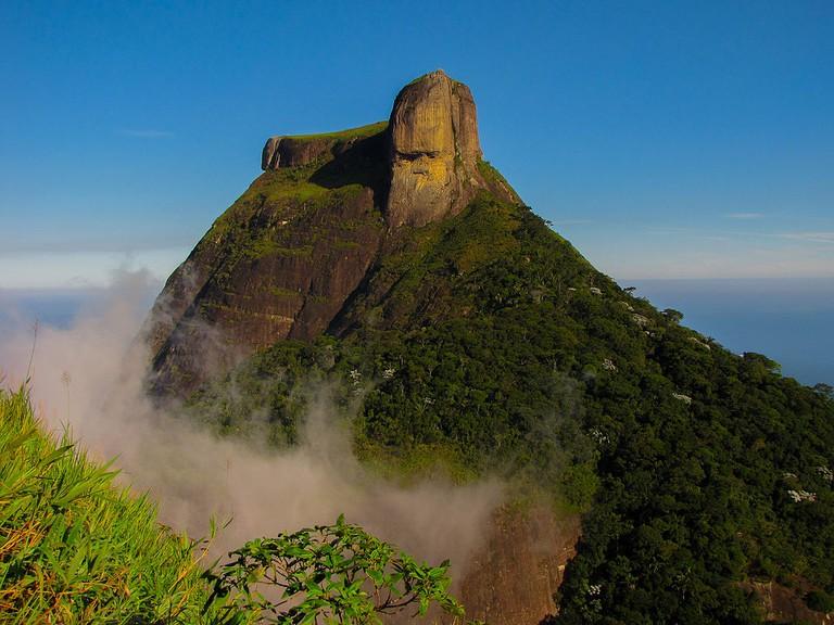 Pedra da Gavea |©KarlaFPaiva/WikiCommons