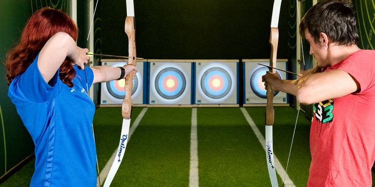Open Archery Courtesy of Open Camp