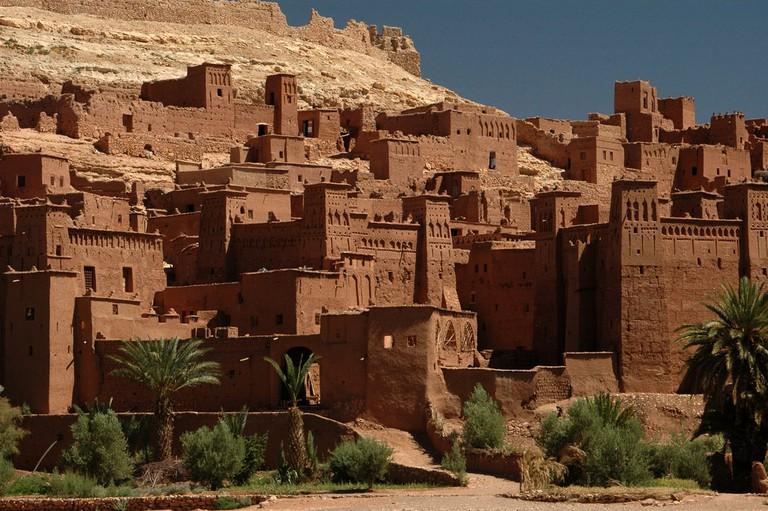 Ait Ben Haddou, Ouarzazate