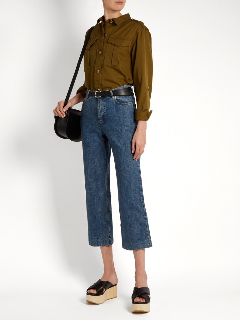 http://www.matchesfashion.com/products/A-P-C--Sailor-wide-leg-cropped-jeans--1079514