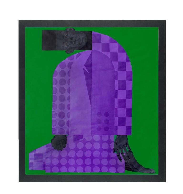 A Man in the Purple Suit by John Key