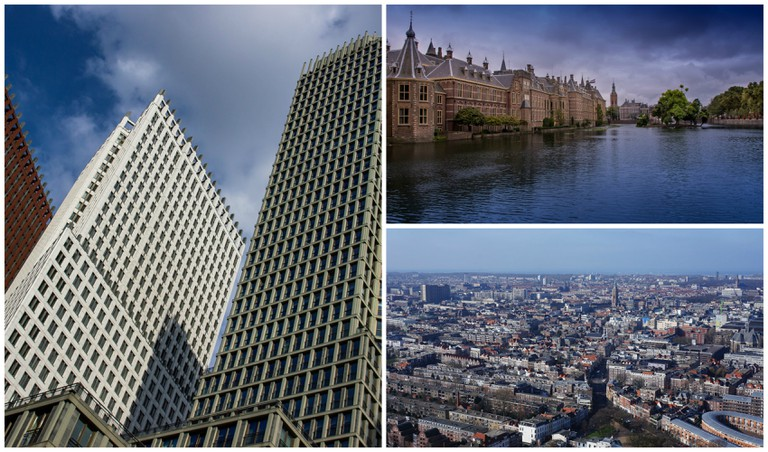 The Hague is now the third largest city in the Netherlands