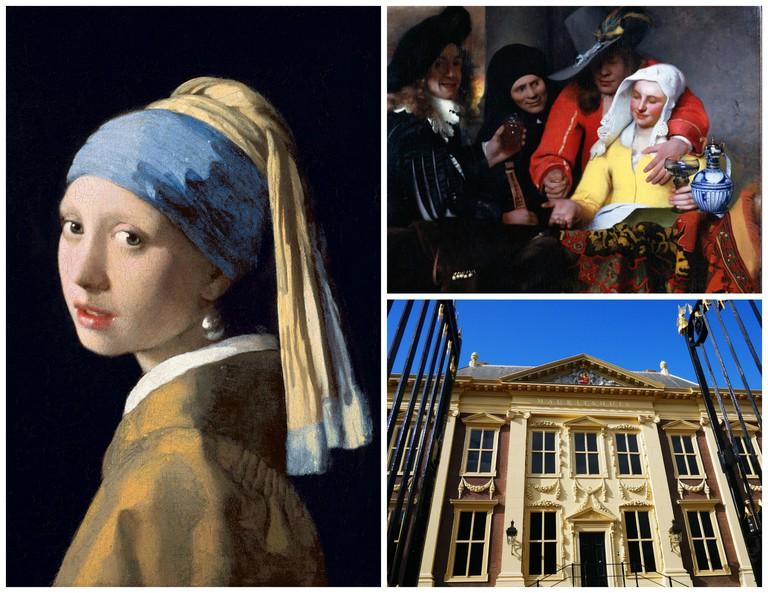 Johannes Vermeer: Girl with Pearl Earring, 1665