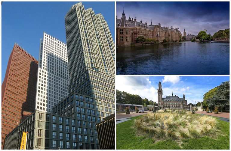 The Hague is the political centre of the Netherlands