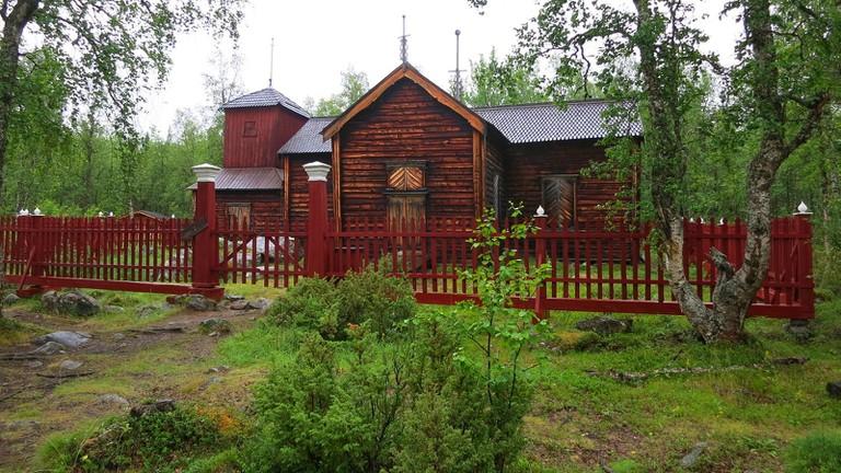 The Wilderness Church