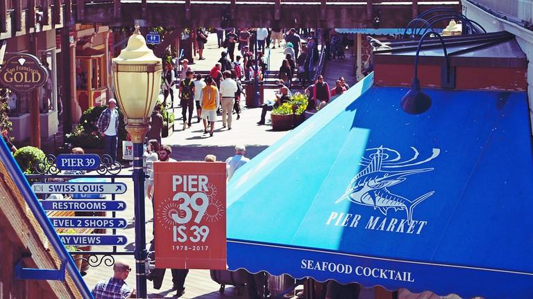 Pier 39 | © TJH1976 /Flickr