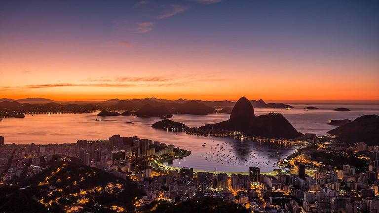 View from Mirante Dona Marta |©KarlaFPaiva/WikiCommons