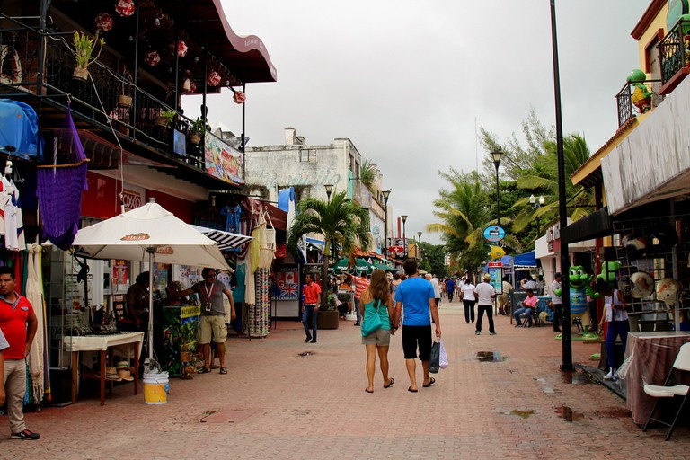 5th Avenue, Playa del Carmen