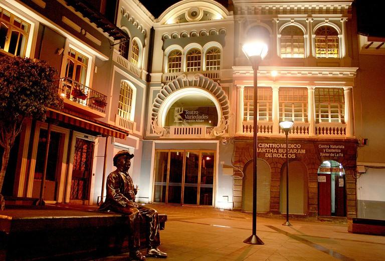 Plaza del Teatro I