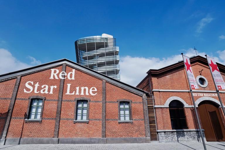 Red Star Line Museum | © Dave Van Laere / courtesy of Visit Antwerp