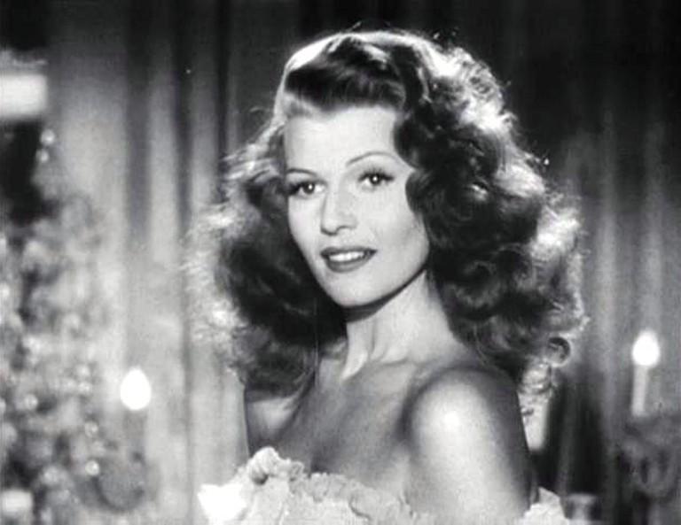 Rita Hayworth in Gilda (1946) | Courtesy of Columbia Pictures / Wikimedia Commons