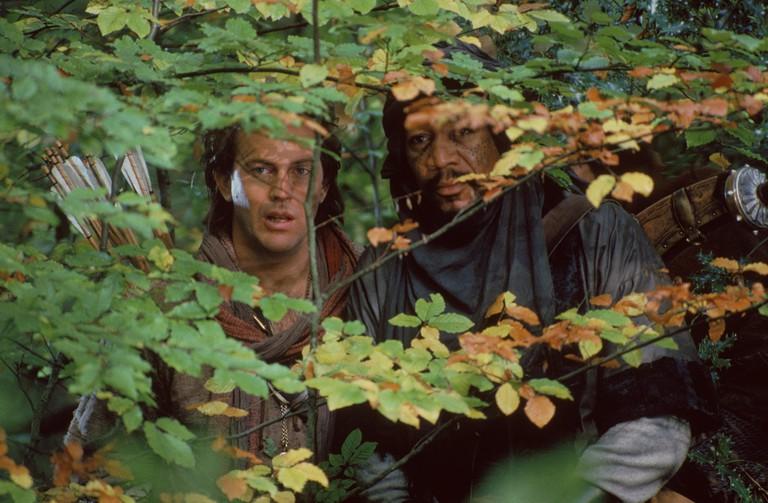 Robin Hood starring Kevin Costner and Morgan Freeman