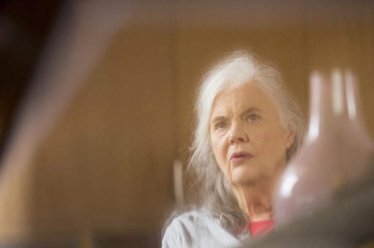 "Lois Smith in ""Marjorie Prime""   © Film Rise"