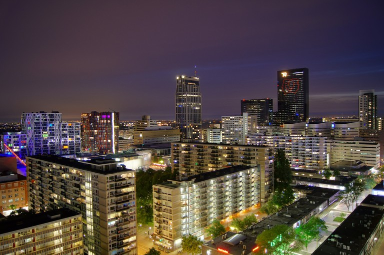 Rotterdam is renowned for its nightlife