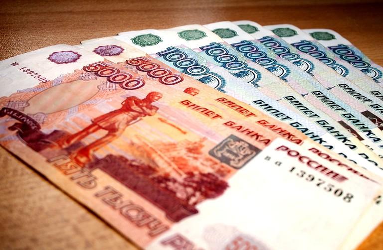 Russian rubles | Petar Milošević /Wikimedia Commons