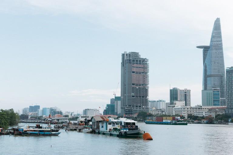 DISTRICT 2-SAIGON-VIETNAM-PAHM